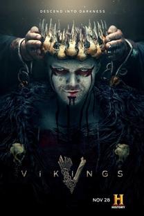 Vikings (5ª Temporada) - Poster / Capa / Cartaz - Oficial 2