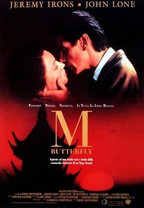 M. Butterfly - Poster / Capa / Cartaz - Oficial 6