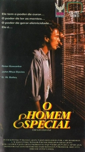 O Homem Especial - Poster / Capa / Cartaz - Oficial 1