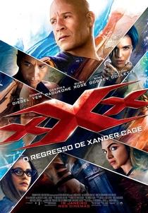 xXx: Reativado - Poster / Capa / Cartaz - Oficial 2