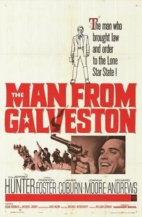 O Homem de Galveston - Poster / Capa / Cartaz - Oficial 1