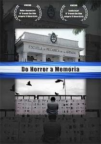 Do Horror à Memória - Poster / Capa / Cartaz - Oficial 1