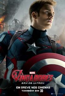 Vingadores: Era de Ultron - Poster / Capa / Cartaz - Oficial 18