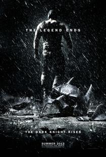 Batman - O Cavaleiro das Trevas Ressurge - Poster / Capa / Cartaz - Oficial 2