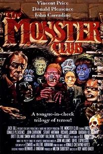 O Clube dos Monstros - Poster / Capa / Cartaz - Oficial 5