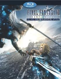 Final Fantasy VII: Advent Children Complete - Poster / Capa / Cartaz - Oficial 1