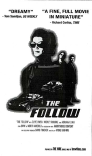 The Follow - Poster / Capa / Cartaz - Oficial 1