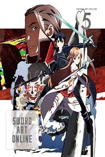 Sword Art Online (1ª Temporada) - Poster / Capa / Cartaz - Oficial 11