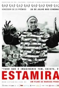 Estamira - Poster / Capa / Cartaz - Oficial 1