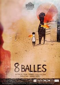 8 Balas - Poster / Capa / Cartaz - Oficial 1