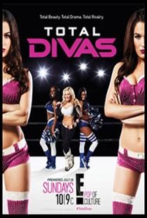 WWE Divas (1ª Temporada) - Poster / Capa / Cartaz - Oficial 1