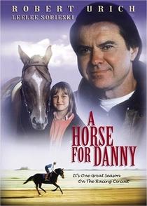 Um Cavalo para Danny - Poster / Capa / Cartaz - Oficial 1