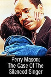 Perry Mason: The Case of the Silenced Singer - Poster / Capa / Cartaz - Oficial 1