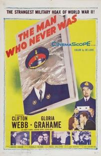 O Homem Que Nunca Existiu - Poster / Capa / Cartaz - Oficial 2