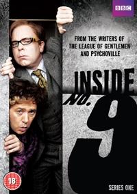 Inside No. 9 (1ª Temporada) - Poster / Capa / Cartaz - Oficial 2