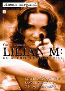 Lilian M: Relatório Confidencial - Poster / Capa / Cartaz - Oficial 1