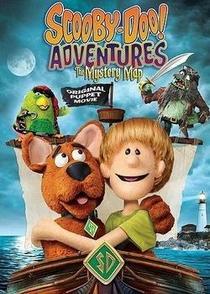 As Aventuras de Scooby: O Mapa Misterioso - Poster / Capa / Cartaz - Oficial 1