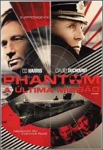 Phantom: A Última Missão - Poster / Capa / Cartaz - Oficial 4
