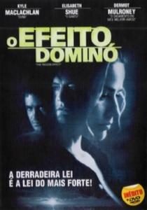 Efeito Dominó - Poster / Capa / Cartaz - Oficial 3