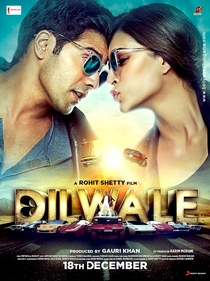 Dilwale - Poster / Capa / Cartaz - Oficial 3