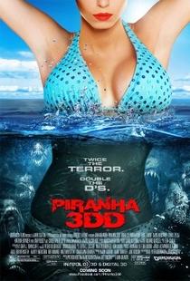 Piranha 2 - Poster / Capa / Cartaz - Oficial 5