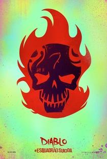 Esquadrão Suicida - Poster / Capa / Cartaz - Oficial 29