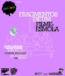 Fragmentos de um Filme-Esmola - Poster / Capa / Cartaz - Oficial 1
