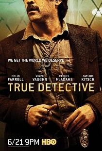 True Detective (2ª Temporada) - Poster / Capa / Cartaz - Oficial 2