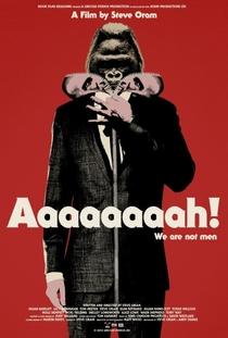 Aaaaaaaah! - Poster / Capa / Cartaz - Oficial 1