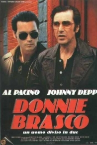 Donnie Brasco - Poster / Capa / Cartaz - Oficial 5