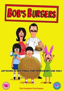 Bob's Burgers (3ª Temporada) - Poster / Capa / Cartaz - Oficial 1