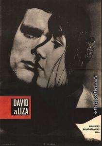 David e Lisa - Poster / Capa / Cartaz - Oficial 1