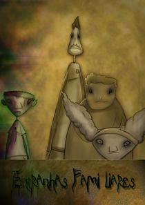 Entranhas Familiares - Poster / Capa / Cartaz - Oficial 1