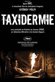 Taxidermia - Poster / Capa / Cartaz - Oficial 3