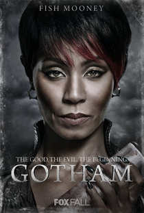 Gotham (1ª Temporada) - Poster / Capa / Cartaz - Oficial 9