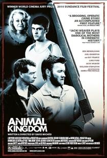Reino Animal - Poster / Capa / Cartaz - Oficial 3