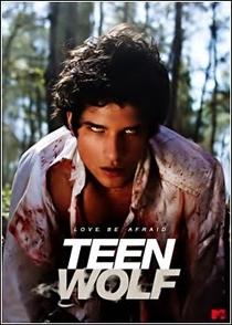 Teen Wolf (1ª Temporada) - Poster / Capa / Cartaz - Oficial 4