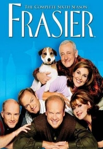 Frasier (6° temporada) - Poster / Capa / Cartaz - Oficial 1