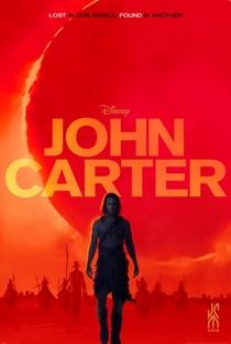 John Carter: Entre Dois Mundos - Poster / Capa / Cartaz - Oficial 3