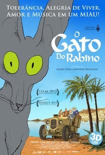 O Gato do Rabino - Poster / Capa / Cartaz - Oficial 9