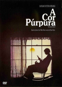 A Cor Púrpura - Poster / Capa / Cartaz - Oficial 2