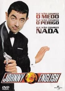 Johnny English - Poster / Capa / Cartaz - Oficial 14