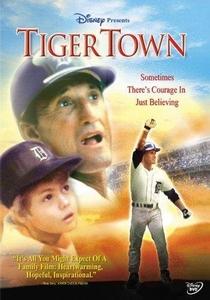 Tiger Town - Poster / Capa / Cartaz - Oficial 1