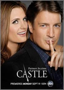 Castle (4ª Temporada) - Poster / Capa / Cartaz - Oficial 1