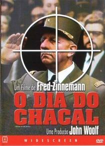 O Dia do Chacal - Poster / Capa / Cartaz - Oficial 5