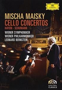 Mischa Maisky - Cello Concertos - Haydn & Schumann - Poster / Capa / Cartaz - Oficial 1