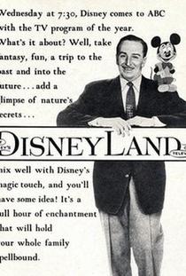Abertura Disneylândia (2ª Temporada) - Poster / Capa / Cartaz - Oficial 1