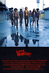 Warriors - Os Selvagens da Noite - Poster / Capa / Cartaz - Oficial 10