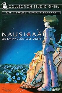 Nausicaä do Vale do Vento - Poster / Capa / Cartaz - Oficial 23