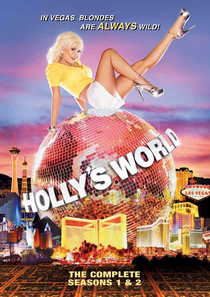Holly's World (1ª Temporada) - Poster / Capa / Cartaz - Oficial 1
